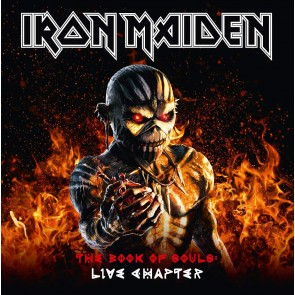 THE BOOK OF SOULS LIVE CHAPTER  2CD