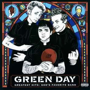 GREATEST HITS: GOD'S FAVORITE BAND 2LP