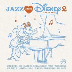 JAZZ LOVES DISNEY 2-A KIND OF MAGIC CD