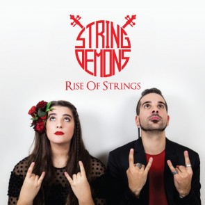 RISE OF STRINGS CD
