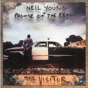 THE VISITOR CD
