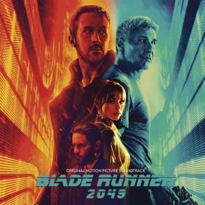 BLADE RUNNER 2049 BY HANS ZIMMER & BENJAMIN WALLFISCH (OST LP)