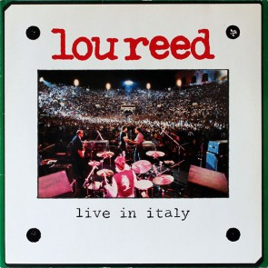 LIVE IN ITALY (2 LP)