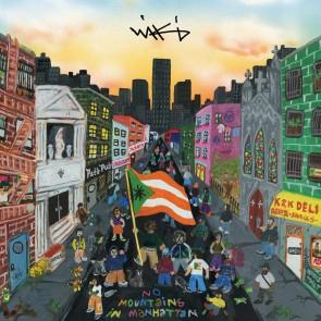 NO MOUNTAINS IN MANHATTAN (CD)