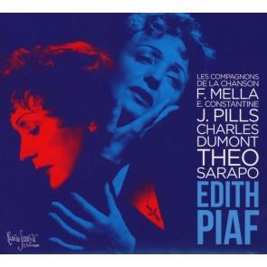 EDITH PIAF 2017 CD