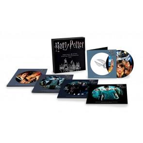 HARRY POTTER: ORIGINAL MOTION PICTURE SOUNDTRACKS I-V 10LP