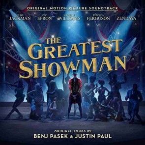 THE GREATEST SHOWMAN ON EARTH CD
