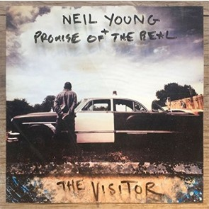 THE VISITOR 2LP