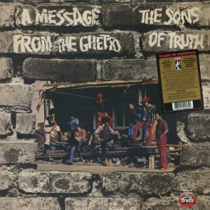 A MESSAGE FROM THE GHETTO LP