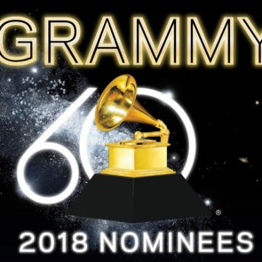 2018 GRAMMY NOMINEES (CD)