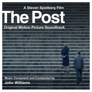 THE POST by JOHN WILLIAMS (CD)