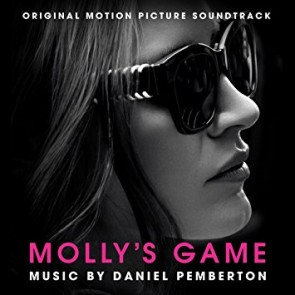 MOLLY'S GAME by DANIEL PEMBERTON (CD)