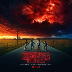 STRANGER THINGS: MUSIC FROM THE NETFLIX ORIGINAL SERIES (2LP)