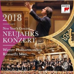 NEW YEAR'S CONCERT 2018 / NEUJAHRSKONZERT 2018 / CONCERT DU NOUVEL AN 2018 (2CD)