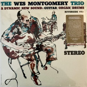THE WES MONTGOMERY TRIO LP