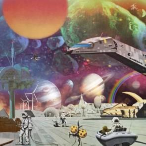 MOON ROCKS:EXTRAPLANETARY LP