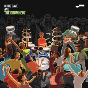CHRIS DAVE AND THE DRUMHED CD
