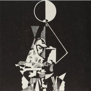 6 FEET BENEATH THE MOON (LP)