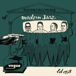 ORIGINATORS OF MODERN JAZZ (GREEN/BLACK LP)
