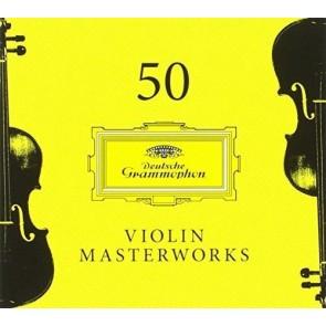50 VIOLIN MASTERWORKS 3CD
