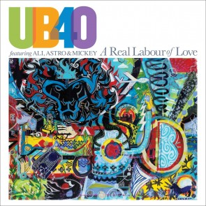 A REAL LABOUR OF LOVE 2LP