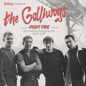 FIGHT FIRE:THE COMPLETE RECORDINGS 1694/1967 CD