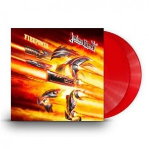 FIREPOWER (RED 2LP)