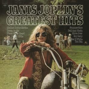 JANIS JOPLIN'S GREATEST HITS (LP)