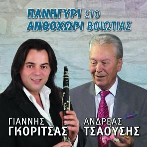ΠΑΝΗΓΥΡΙ ΣΤΟ ΑΝΘΟΧΩΡΙ ΒΟΙΩΤΙΑΣ 2CD