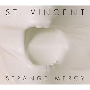 STRANGE MERCY (LP)