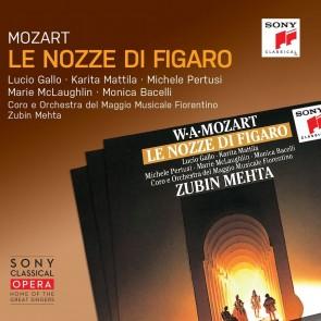 MOZART: LE NOZZE DI FIGARO, K. 492 (3CD)