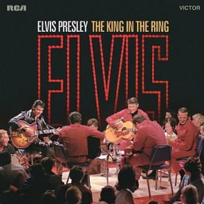 THE KING IN THE RING (2LP RED)