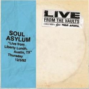 LIVE FROM LIBERTY LUNCH, AUSTIN, TX, DECEMBER 3, 1992 (2LP)