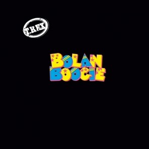 BOLAN BOOGIE BLUE LP
