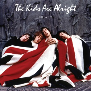 THE KIDS ARE ALRIGHT (RED/BLUE)2LP