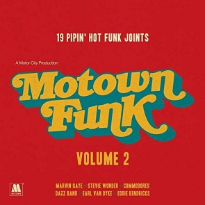 MOTOWN FUNK COLOUR 2LP