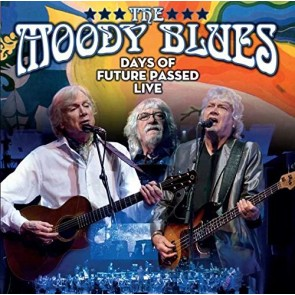 DAYS OF FUTURE PASSED LIVE 2CD