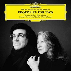 PROKOFIEV FOR TWO (CD)
