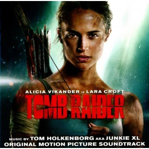 TOMB RAIDER BY JUNKIE XL(CD)
