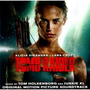 TOMB RAIDER BY JUNKIE XL(CD)