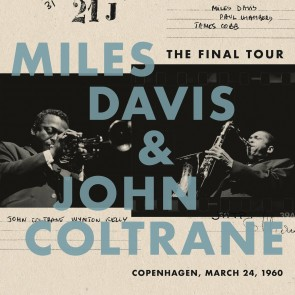 THE FINAL TOUR: COPENHAGEN, MARCH 24, 1960 (LP)