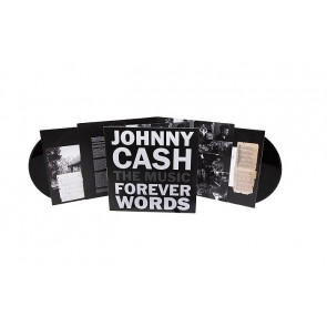 JOHNNY CASH: FOREVER WORDS (2LP)