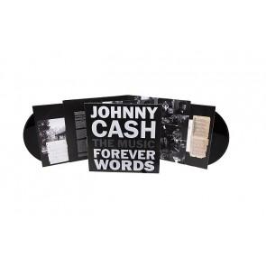 JOHNNY CASH: FOREVER WORDS (2LP)