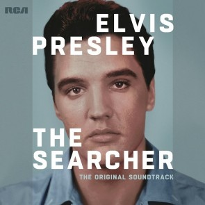 ELVIS PRESLEY: THE SEARCHER (OST CD)