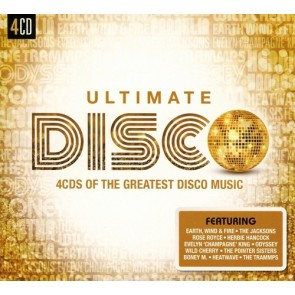 ULTIMATE... DISCO (4CD)