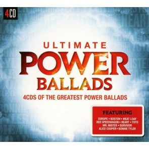 ULTIMATE... POWER BALLADS (4CD)