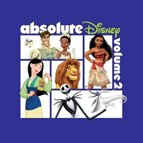 ABSOLUTE DISNEY:VOL.2 CD