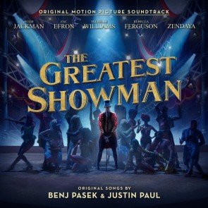 THE GREATEST SHOWMAN ON EARTH LP
