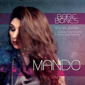 BARE BONES CD