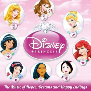DISNEY PRINCESS-THE MUSIC CD